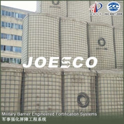 JOESCO Barrier for army use