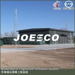 Joesco military base defence barrier