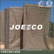 Joesco galvanized iron wire military barrier