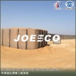 border wall Joesco defense barrier army camp bastion