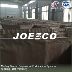 Joesco United Nation camp bastion